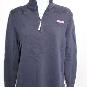 Vineyard Vines Sweatshirt 1/4 Zip Pullover Size M